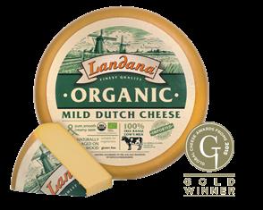 Landana ORGANIC cheese