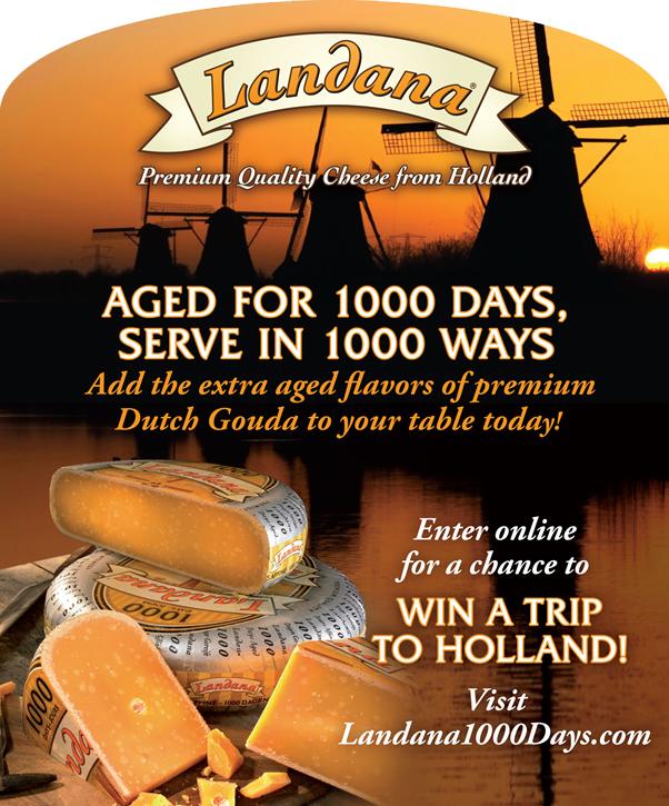 Landana 1000 DAYS AGED GOUDA