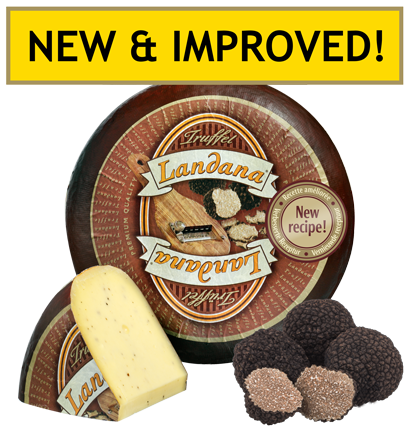 Landana TRUFFLE new and improved taste