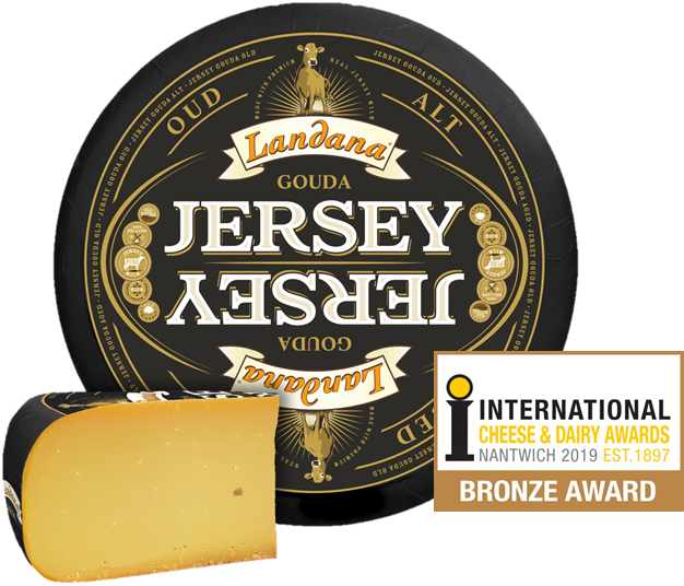 Landana Jersey - Best New Dairy Product