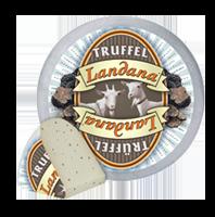 Landana GOAT cheese TRUFFLE