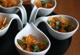 Apricot-coriander salsa